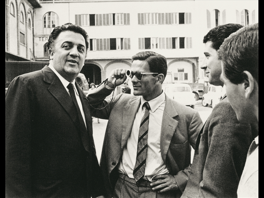 Fellini e Pasolini