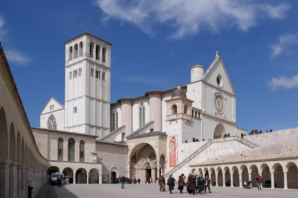 Basilica San Francesco d'Assisi